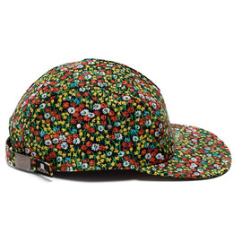 MOUPIA - Countryside flowers 5 Panel hat