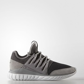 adidas - adidas - Tubular Radial Shoes Charcoal Solid Grey AQ6726
