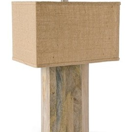 PENDLETON - Low Country Parallax Lamp And Shade