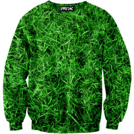 1991 inc - Grass Sweater