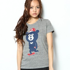 BEAMS T - The Wonderful! design works. / SK8 BEAR S/S
