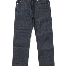 A.P.C. - NEW STANDARD DENIM