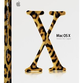 Apple - Mac OS X 10.2 Jaguar