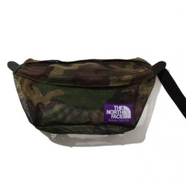 THE NORTH FACE PURPLE LABEL - Camouflage Mesh Collection/ SS 2013