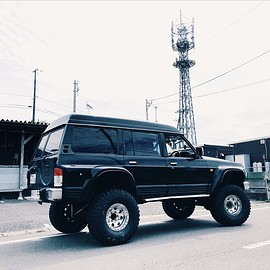 NISSAN - SAFARI MY CUSTOM