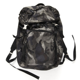 "PRADA - Camouflage Backpack ""V135"""