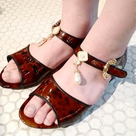 mother - AGATE SANDAL