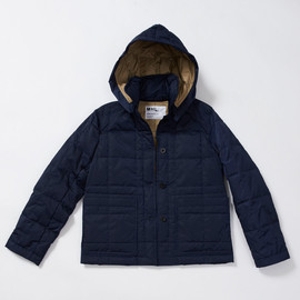 MHL. - PROOFED TWILL QUILTED JACKET