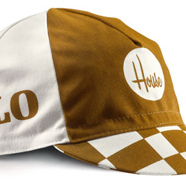 House Industries - House Velo Cycling Cap Brown