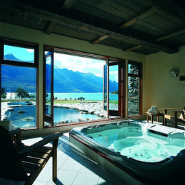 New Zealand - Blanket Bay Lodge