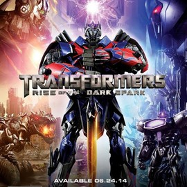 SQUARE ENIX - Transformers Rise Of The Dark Spark