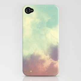 ThoughtCloud - Nebula 3 iPhone Case