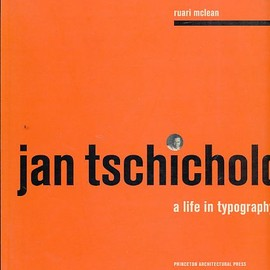 Jan Tschichold, Ruari McLean - a life in typography