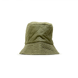 ENGINEERED GARMENTS - Reversible Bucket Hat-Quilted Activecloth-Olive