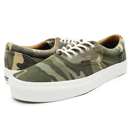 VANS - VANS(バンズ)Era CA (Ombre Dyed Camo) Olive Night VN-0IM9BJ5 エラ/スニーカー