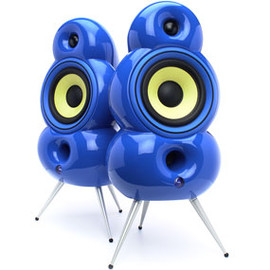 Blueroom - Minipod loudspeakers