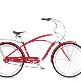 Electra - Cruiser Super Deluxe 3i Bike by Electra Bicycle Company | 2 colors