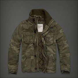 Abercrombie & Fitch - Kilburn Mountain Jacket