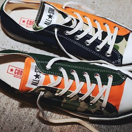 "CONVERSE - BILLY'S ENT × CONVERSE ""ALL STAR J RM OX""(MADE IN JAPAN)"