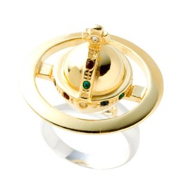 Vivienne Westwood - New Orb Poison Ring