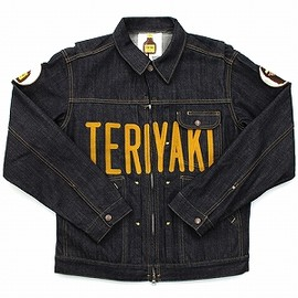 A BATHING APE - TERIYKI SAUCE Denim jacket