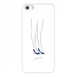 cinra - iPhone5/5Sケース「your shoes デート」