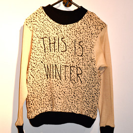 Niek Eijsbouts - this is winter knit