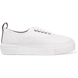 Eytys - Mother cotton-canvas sneakers