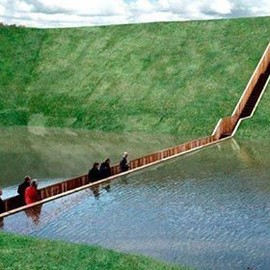 the Netherlands - The Moses Bridge