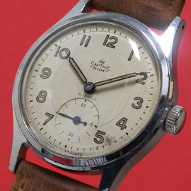British Army Military Watch 1960's