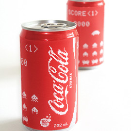 Coca-Cola - Space Invaders Edition