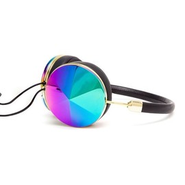 Frends - Taylor Large Holographic Metal Headphones