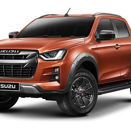 ISUZU - D-MAX V-Cross