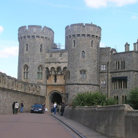 UK - Windsor Castle