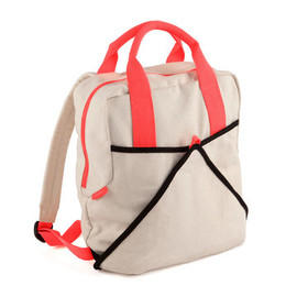 quirky - Shake Beach Backpack Natural