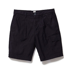 HEAD PORTER PLUS - ARMY SHORTS NAVY