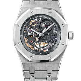 Audemars Piguet - SKELTON ROYAL OAK