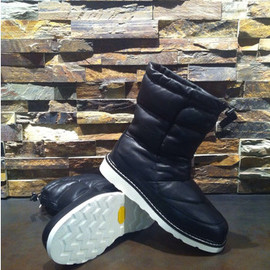 THE NORTH FACE - 「Nuptse Bootie Leather」NF51372