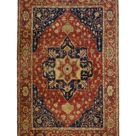 Ralph Lauren Home  - Eastwood Medallion Rug
