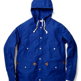 HEAD PORTER PLUS - HOODED JACKET