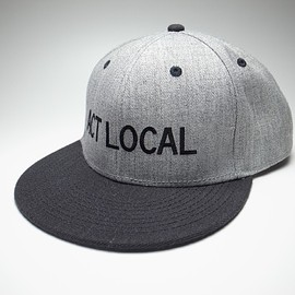 ACT LOCAL, アクトローカル, VALLICANS - ACT LOCAL CAP