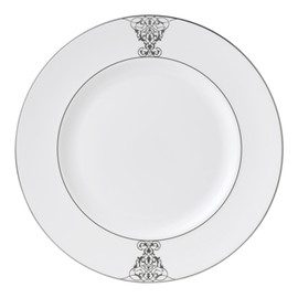 Wedgwood - Vera Wang × Wedgwood - Imperial Scroll Dinner Plate