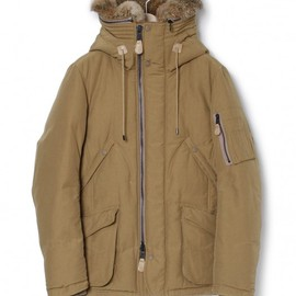 nonnative - HUNTER DOWN JACKET – 64 CLOTH