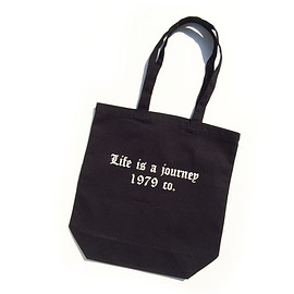 1979co. - 1979co. CANVAS TOTE BAG