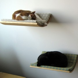 yankodesign.products/by-akemi-tanaka - curve-pet-bed