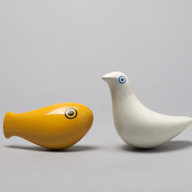 trendon toys - fish and bird/ patrick rylands