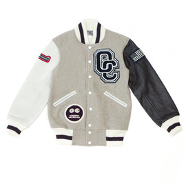OPENING CEREMONY - OC Patch Varsity Jacket