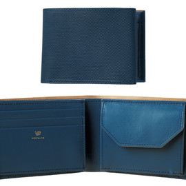 POSTALCO - SMALL BILLFOLD WALLET with COIN POCKET