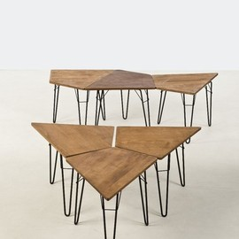 Willy van der Meeren - T2 Table