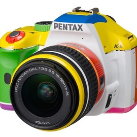 PENTAX - TOWER RECORDS×PENTAX RAINBOW K-x